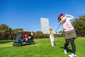 13 ゴルフ(フェニックスシーガイアリゾート)