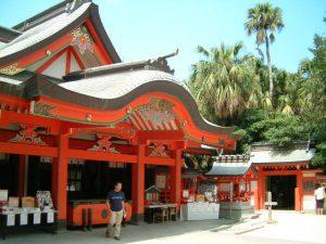 青島神社(宮崎市)